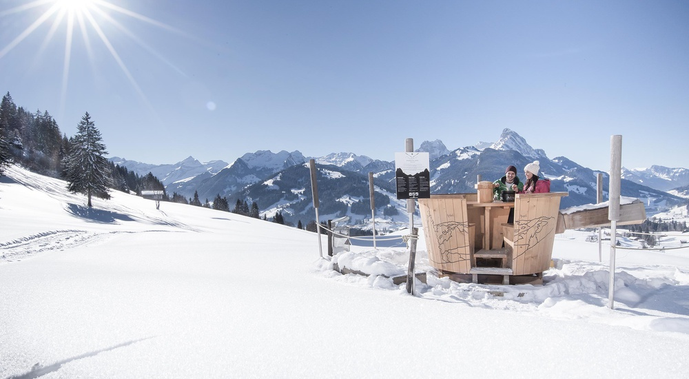 Gstaad for the Whole Family